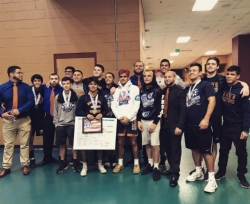 Mater Lakes Wrestling Program Makes History at the FHSAA State Tournament