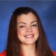 Mrs. Lauren Badal in the spotlight id=
