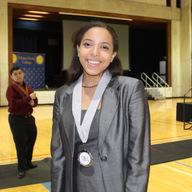 Jahlanny Morrobel, FBLA District 25 Parliamentarian Officer in the spotlight